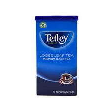 Tetley Loose Leaf Premium Black Tea