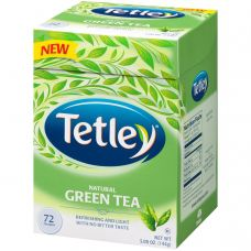 Tetley Green Tea 72 Tea Bags