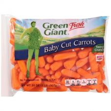 Baby Carrots Bag