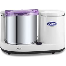 Ultra Dura+ Table Top 1.25L Wet Grinder with Atta Kneader, 110-volt