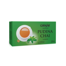 Girnar Mint Tea (25 Tea Bags)