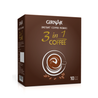 Girnar Instant Premix 3 in 1 Coffee Free Shipping