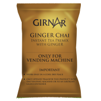 Girnar Instant Tea Premix With Ginger UnSweetend (1kg Vending Pack) Free Shipping