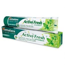 Himalaya Herbal Healthcare Active Fresh Gel Toothpaste, 175 Gram Free Shipping
