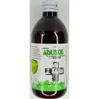 Adusol Ayurvedic syrup withTulsi 100ML Relief from Cold,Sore Throat & Congestion