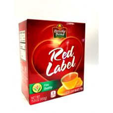 Brooke Bond - Red Label - Loose Leaf Black Tea - (15.8 Oz / 450g)