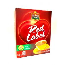 Brooke Bond - Red Label - Loose Leaf Black Tea - (900g)