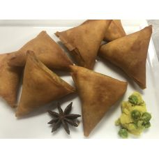Potato and Pea Samosa-100 count