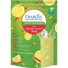 Diabliss Spiced Lemonade - Low Glycemic - 1 lb