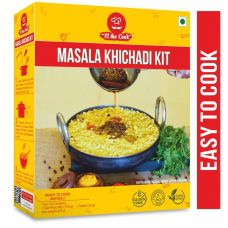 EL The Cook | Masala Khichadi Kit with Ghee Tadka