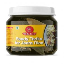 Jeera Rice Tadka| 20-25 Serves | Instant Ghee Tempering for Rice | 180g
