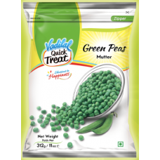 Vadilal Green Peas / Mutter - (312g / 11oz)